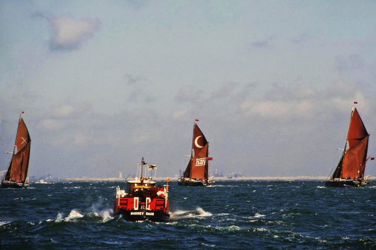 Massey Shaw and Dunkirk Little Ships - english channel