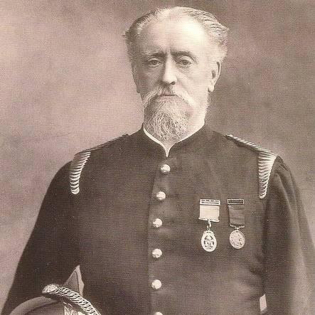 Sir Eyre Massey Shaw