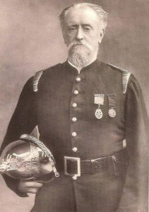 Captain Sir Eyre Massey Shaw