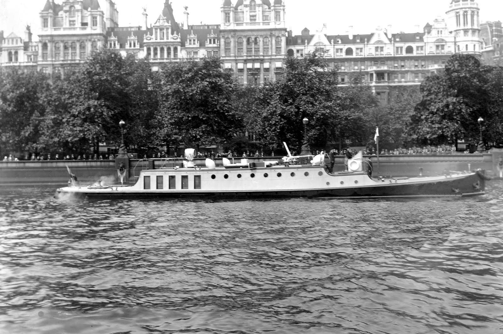 Delta II fireboat