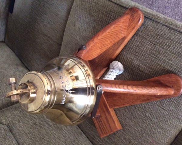 Massey Shaw Ships Bell