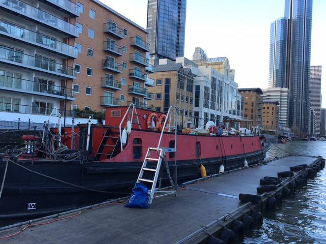 Massey Shaw fireboat