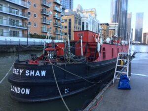 Massey Shaw stern