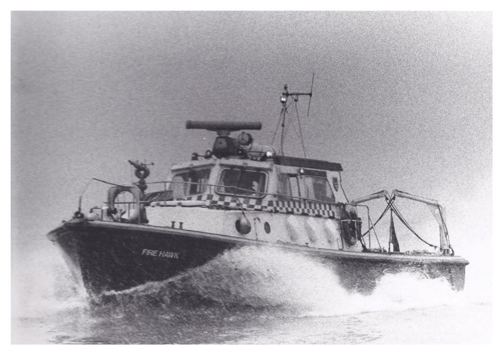 Fireboat Firehawk