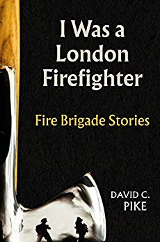 I was a london firefighter book cover