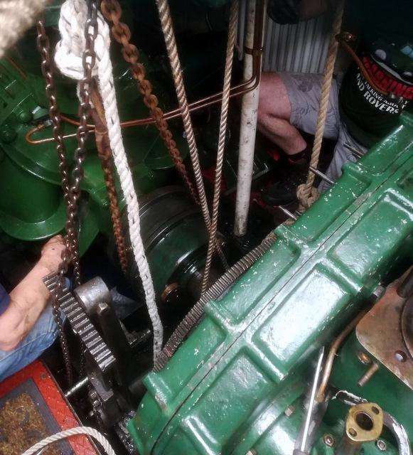 Pump clutch